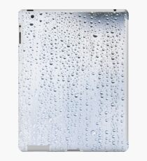 Water Droplets iPad Case/Skin