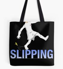 Slipping Tote Bag