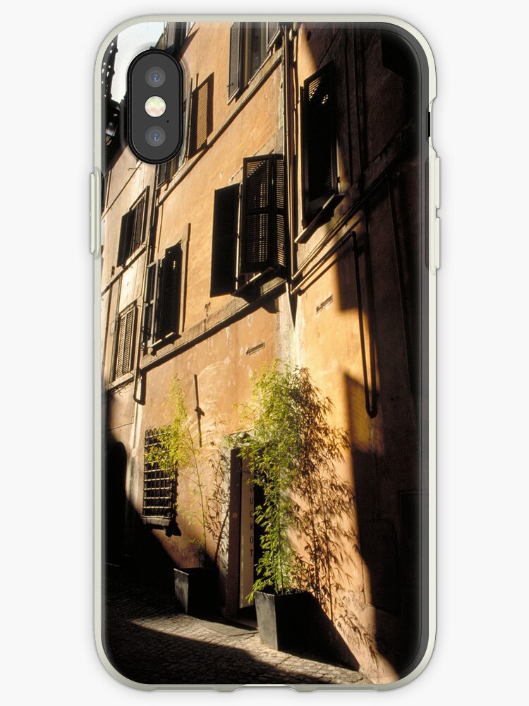Trastevere - iPhone case by Sandro Rossi Imagery