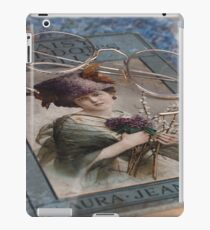 Book and Glasses iPad Case/Skin