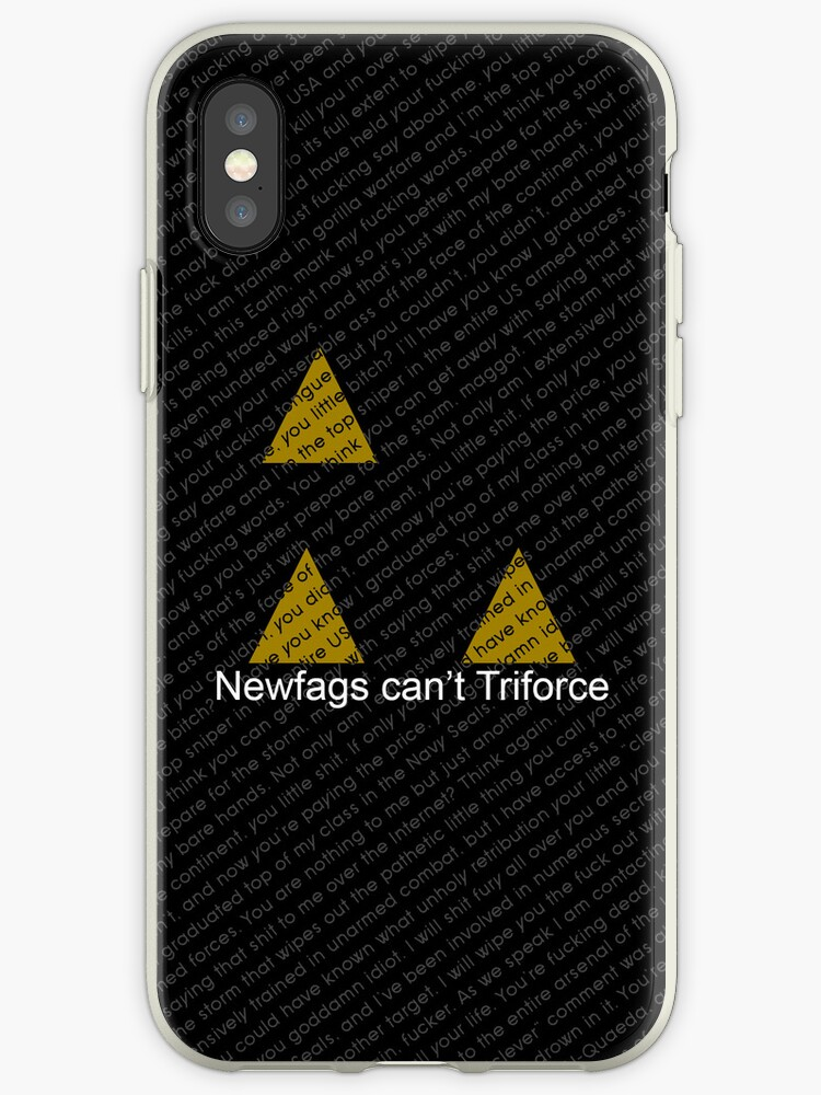 Newfags can't Triforce by Limewire