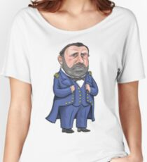 President Ulysses S. Grant Women's Relaxed Fit T-Shirt
