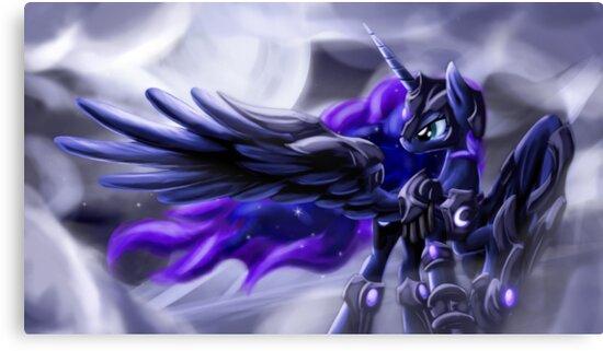 Warrior Luna by Zedrin