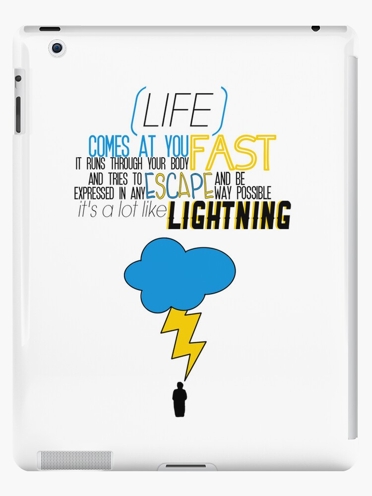 A Lot Like Lightning by melimo22