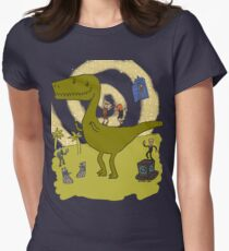 Party with the Ponds t-shirt Women's Fitted T-Shirt