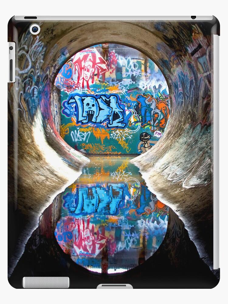 4th Dimension iPad Case by Neil Johnson