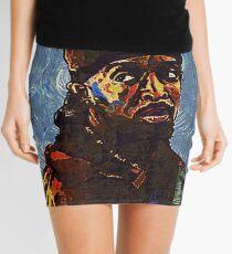 Omar Little by VanGogh - www.art-customized.com Mini Skirt