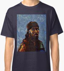 Omar Little by VanGogh - www.art-customized.com Classic T-Shirt