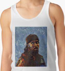 Omar Little by VanGogh - www.art-customized.com Tank Top
