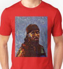 Omar Little by VanGogh - www.art-customized.com T-Shirt