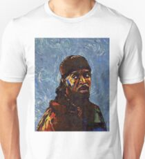 Omar Little by VanGogh - www.art-customized.com T-Shirt