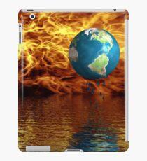 Global Warming IPad Case iPad Case/Skin