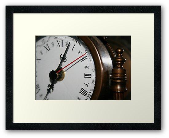 Vintage Clock by Somerset33