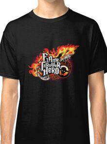 Flamethrower hero Classic T-Shirt