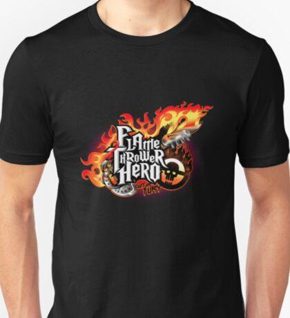 Flamethrower hero T-Shirt