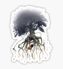 The Roaming Oak  Sticker