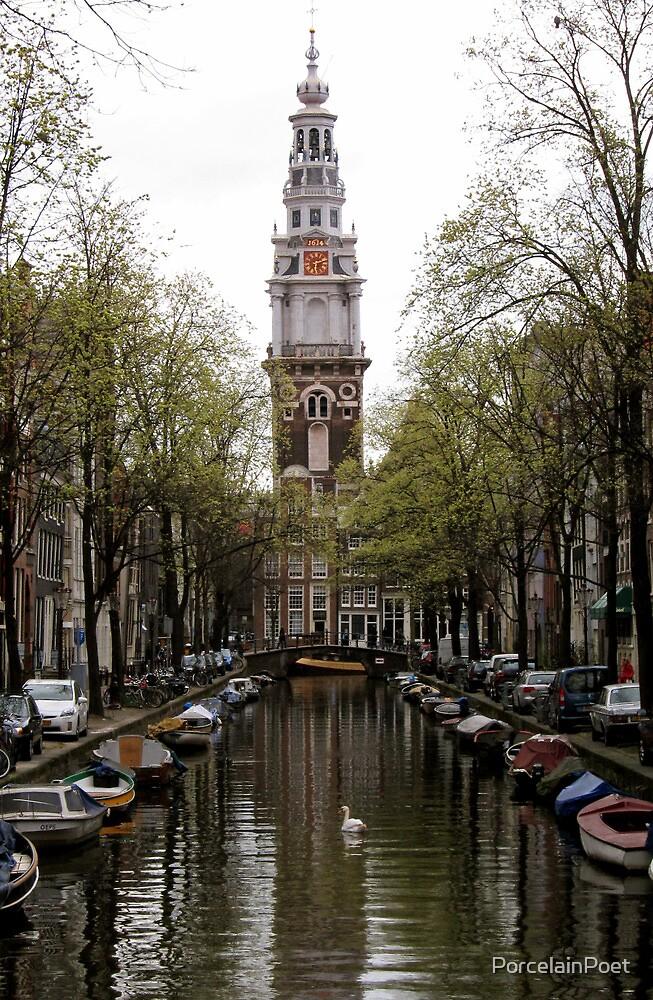 Amsterdam by PorcelainPoet