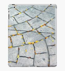 first sign of autumn iPad Case/Skin