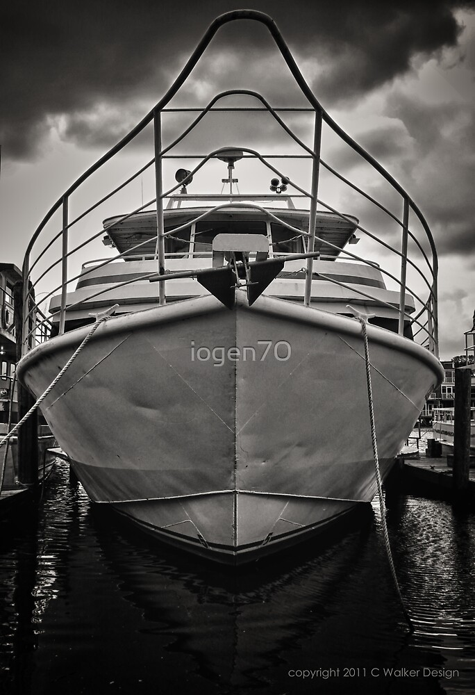 Workhorse of the Sea by iogen70