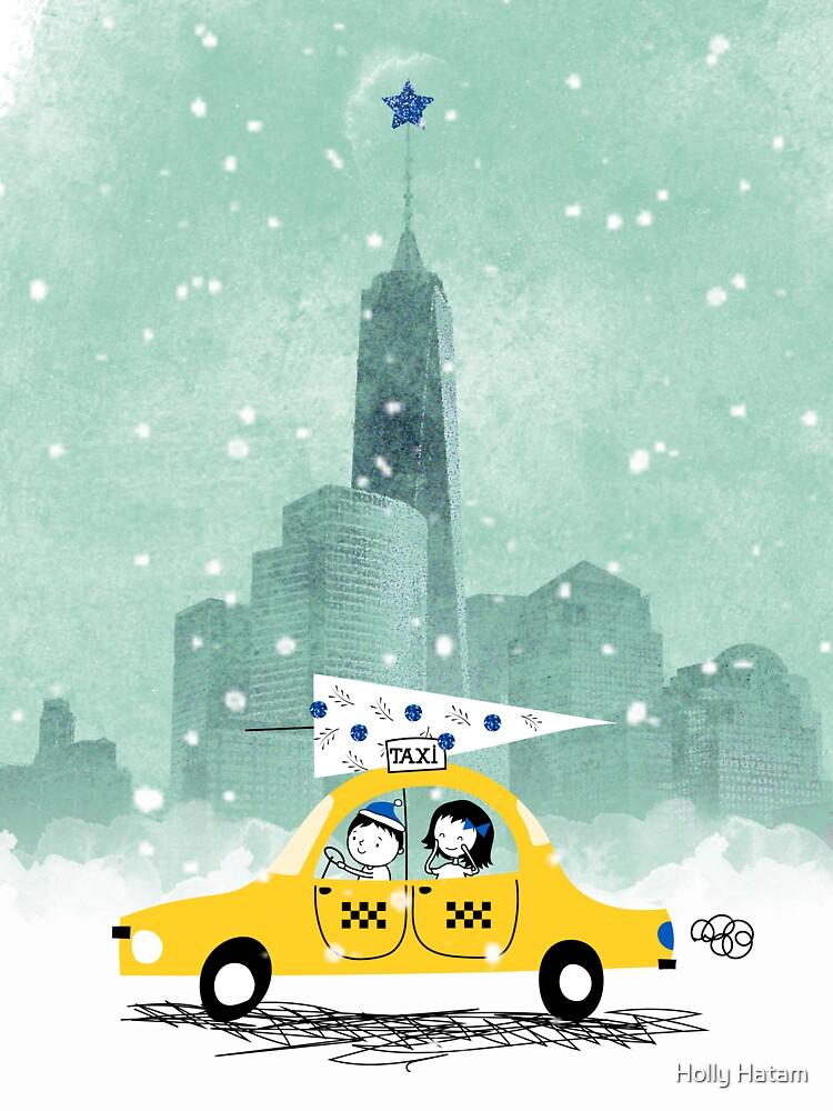 Una Navidad en Nueva York de hollyhatam
