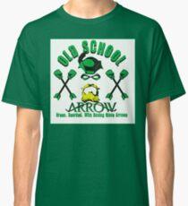 Old School Arrow Classic T-Shirt