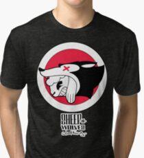 Sheep-n-Wolves Clothing Logo Tri-blend T-Shirt