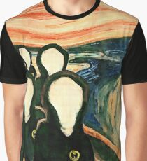 Wu Scream - www.art-customized.com Graphic T-Shirt