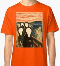 Wu Scream - www.art-customized.com Classic T-Shirt