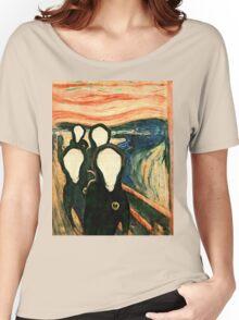 Wu Scream - www.art-customized.com Women's Relaxed Fit T-Shirt