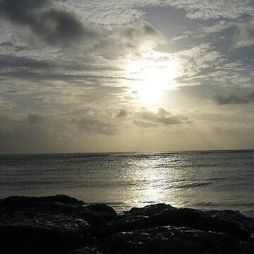 unbeautiful Kuta Sunset by pewegrafis