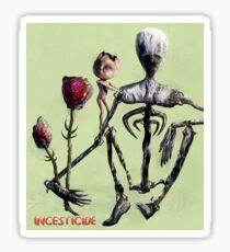 Incesticide Sticker