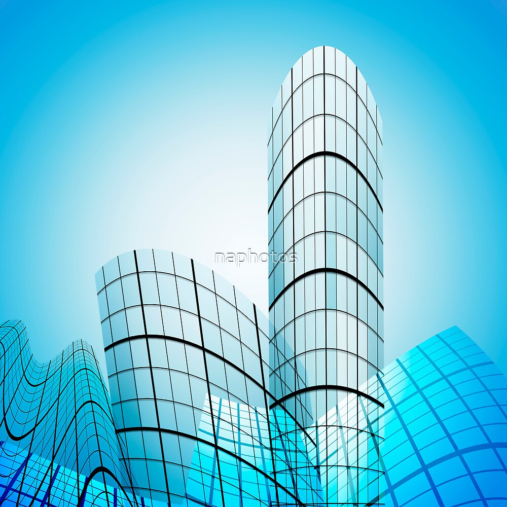 skyscraper by naphotos