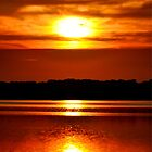 Sun Reflection by Kristen O'Brian