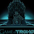 Game of Tron by javiclodo