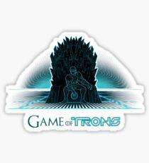 Game of Tron Sticker