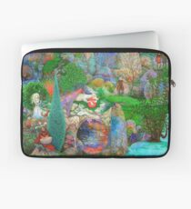 The Garden of Delights Laptop Sleeve
