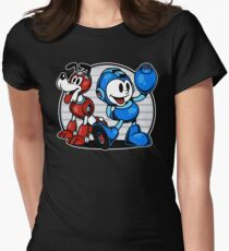 Mega Pals Womens Fitted T-Shirt