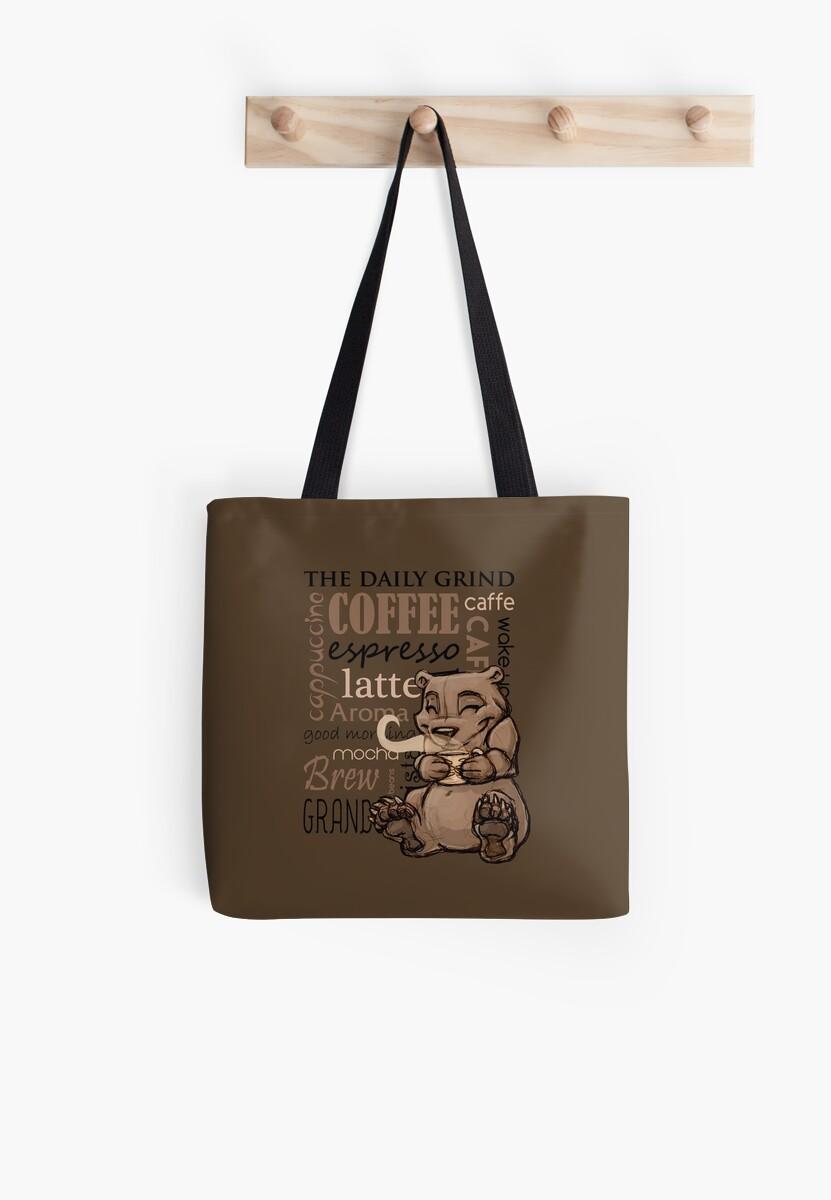 Coffee Bear by artemissart