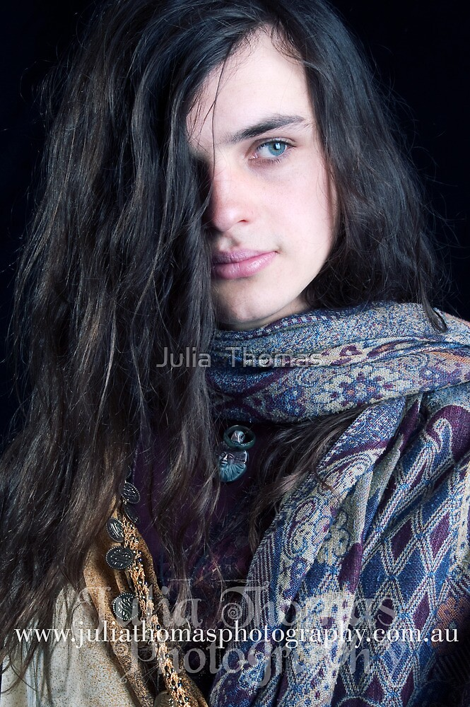 The Gypsy Prince by Julia  Thomas