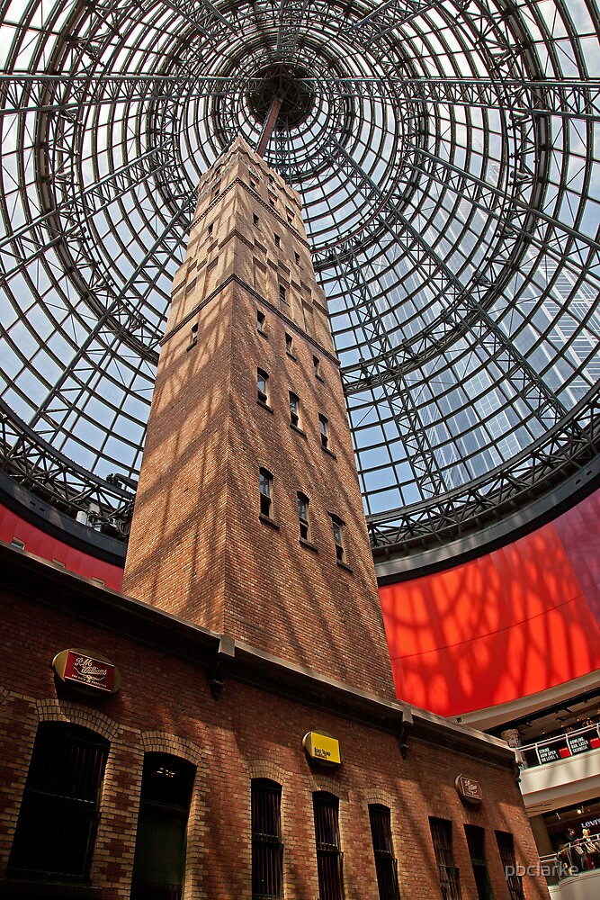Shot Tower - Melbourne Central by pbclarke