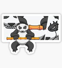 Bamboo 2 Sticker