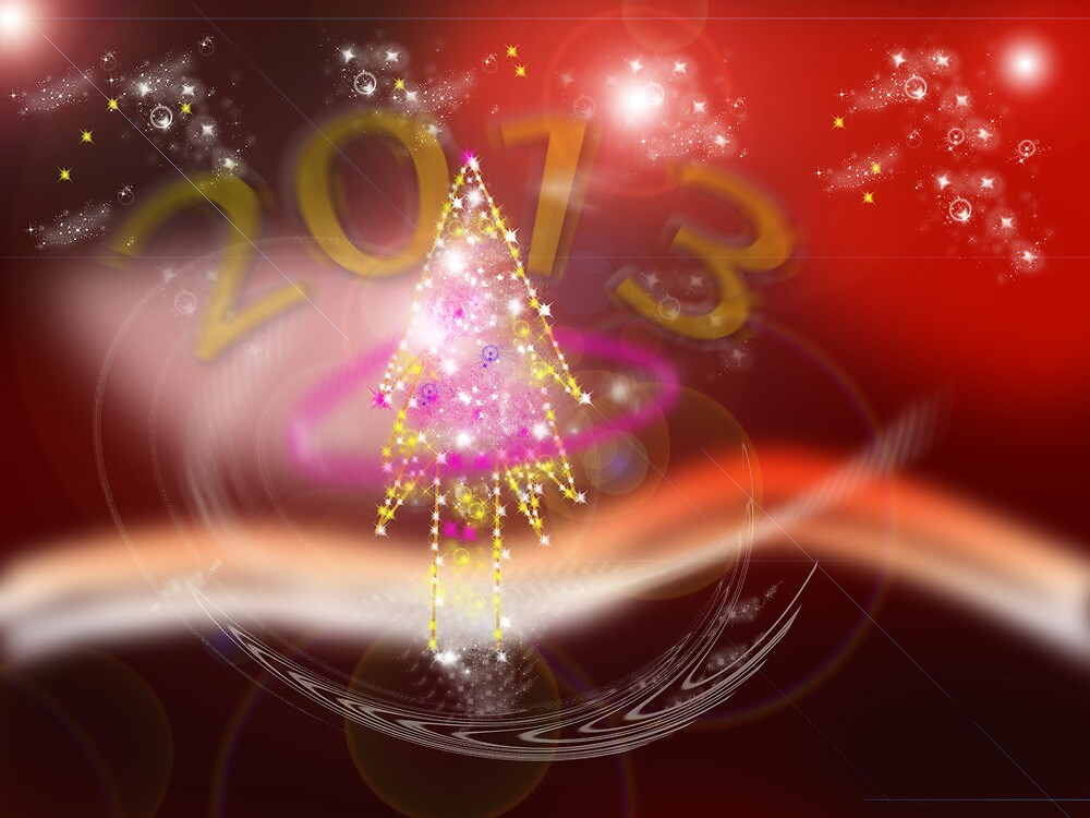 happy new year by salvo