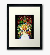 Hello Alice Framed Print