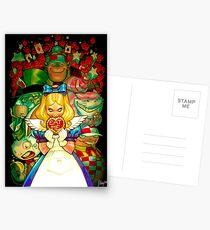Hello Alice Postcards