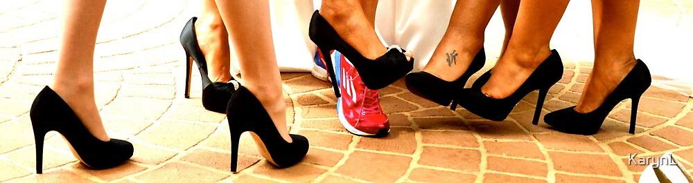 Wedding Shoes by KarynL