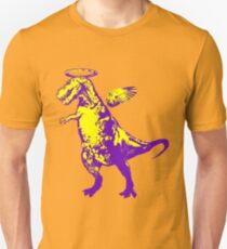 Angel Rex (purple and yellow) T-Shirt