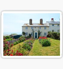 Cuckmere Cottages, East Sussex Sticker