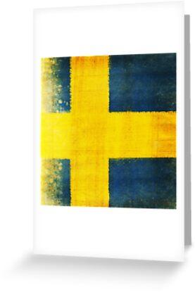 Swedish flag by naphotos