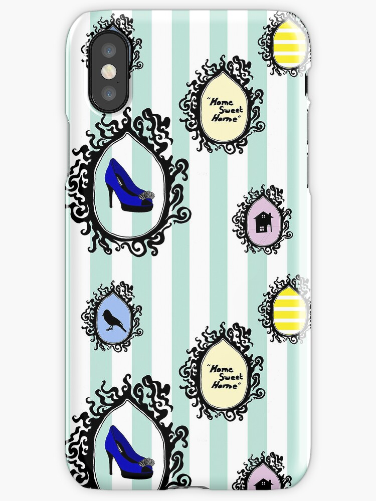 Wallpaper phone case.  by SummerEmily