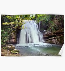 Janet's Foss - The Yorkshire Dales Poster